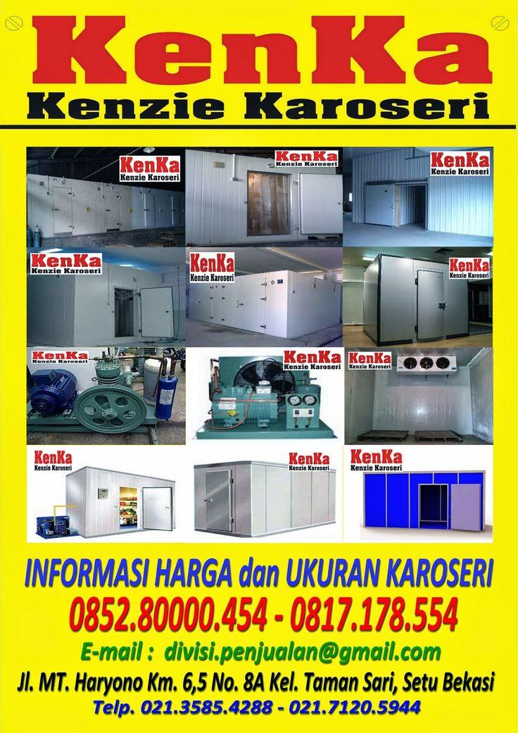 COLD STORAGE ROOM >> KAROSERI KENKA