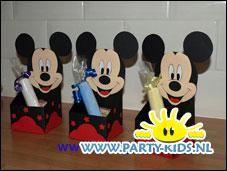 Mickey Mouse bakje