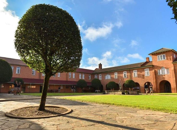 Set amongst the rolling hills of the Midlands Meander lies one of South Africa's top school Michaelhouse. A boarding school for boys who live their lives according to Christian values of integrity humility compassion and courage in service to their community and country.  #MidlandsEducation #Michaelhouse #Educate