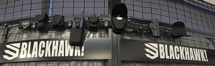 Tactical Solutions Blackhawk duty belt and accesories