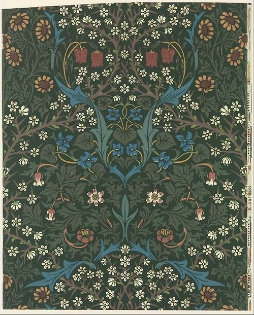 william morris heroes and - photo #5
