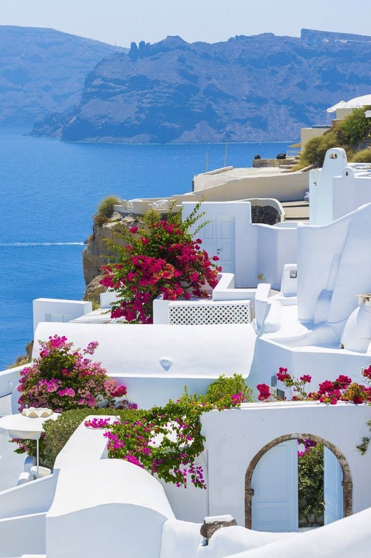 Salah satu sudut Mykonos..di Yunani. kota ini insya Allah jadi salah satu tujuan Cruise 2017 Oriflame. Of course it will become one of the cities in my wish list!!