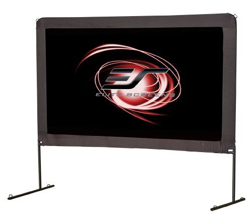 """{Quick and Easy Gift Ideas from the USA}  Elite Screens 100 Inch 16:9 Yard Master Outdoor Theater Portable Projector Screen (49.2""""Hx87.8""""W) http://welikedthis.com/elite-screens-100-inch-169-yard-master-outdoor-theater-portable-projector-screen-49-2hx87-8w #gifts #giftideas #welikedthisusa"""