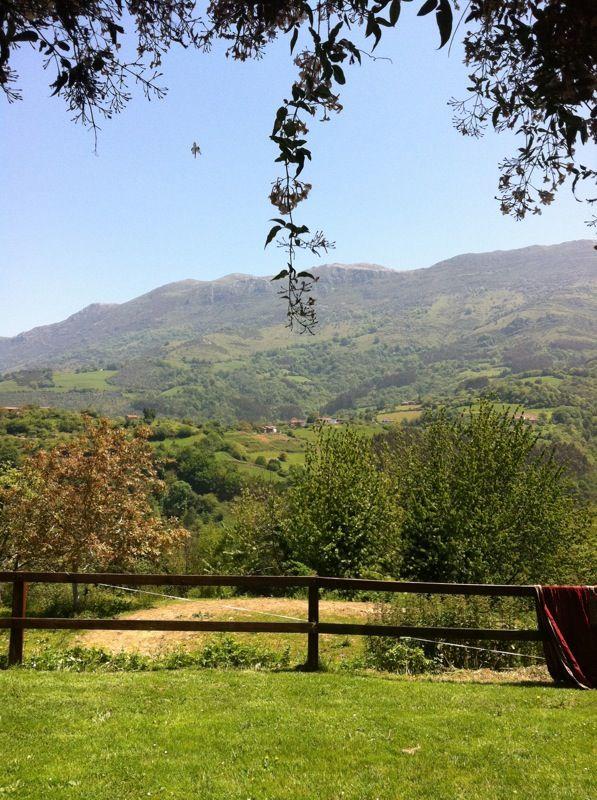 El valle de Libardón.
