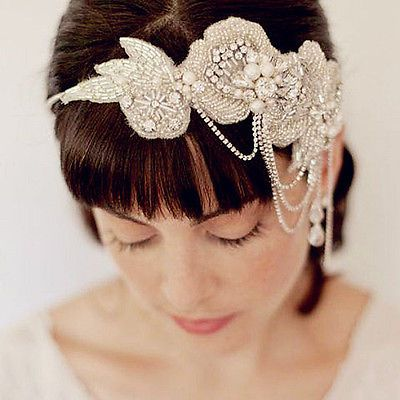 25 Best Ideas About 1920s Hair Accessories On Pinterest