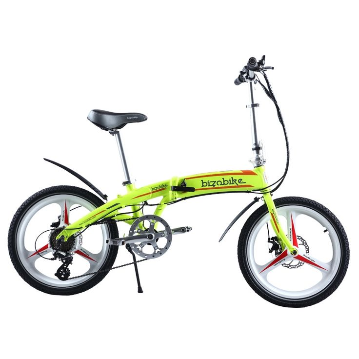 949.05$  Buy here - http://aliq29.worldwells.pw/go.php?t=32754140872 - BIZOBIKE SPORT 20inch City Electric Folding Bike With 8Ah Lithium Battery 36V 250W Bafang Hub Motor