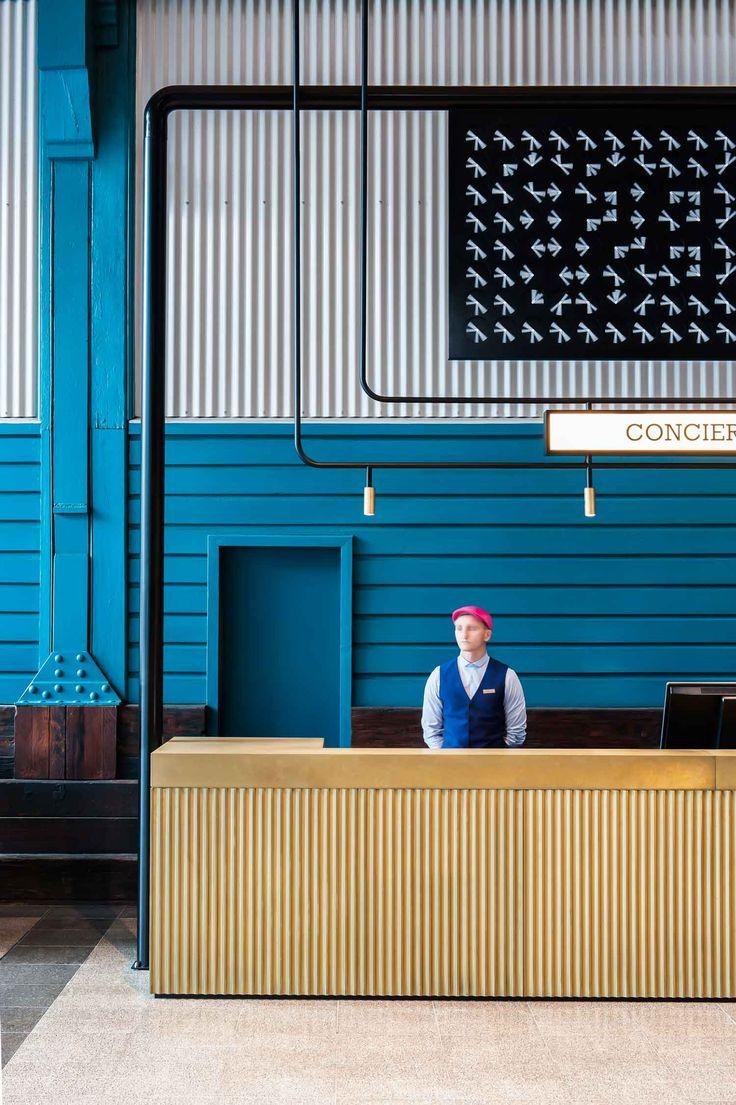 161 best SHOP, BAR & HOTEL images on Pinterest | Alex hotel ...