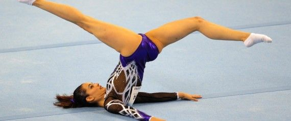 FARAH ANN ABDUL HADI Fans Support Muslim Gymnast Who Was Shamed For Wearing A Leotard