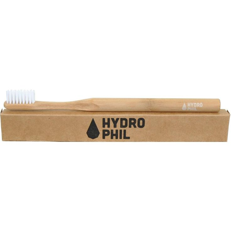 Cepillo de dientes bambú nylon Natural Hydrophil. Sólo 3,90€.