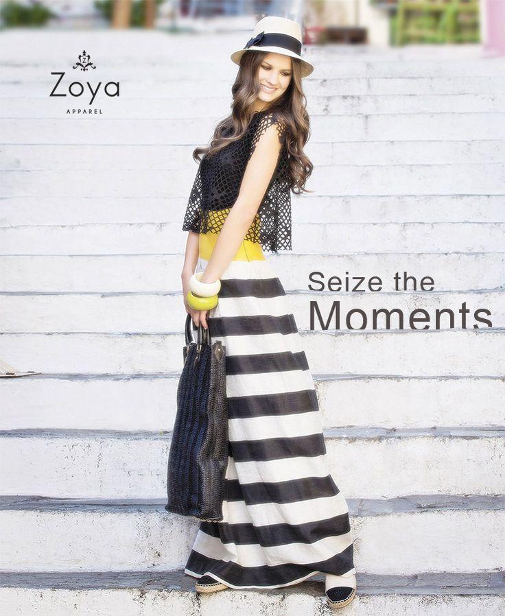 Cheer up! Enjoy Zoya SS2015! #cheerfulness #seizetheday #zoya #zebra #dress #fashion #yellow #bee #woman #ss15 #ss2015 #love #summer #style #dress