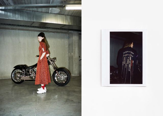 HYEIN SEO FALL WINTER 2015 COLLECTION #HYEINSEO #FW15 #SURRENDERSTORE #SURRENDEROUS