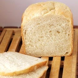 Home made bread by dbcurrie