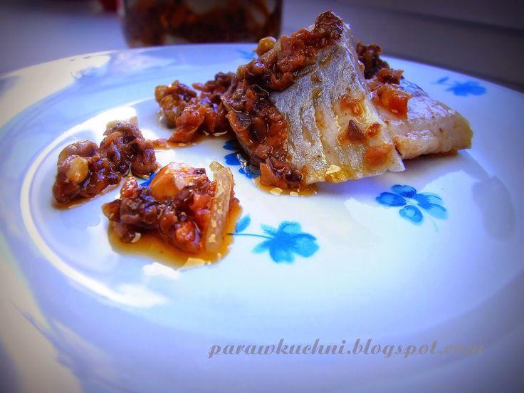 Para w kuchni: Grzybowe śledzie / Herring with mushrooms