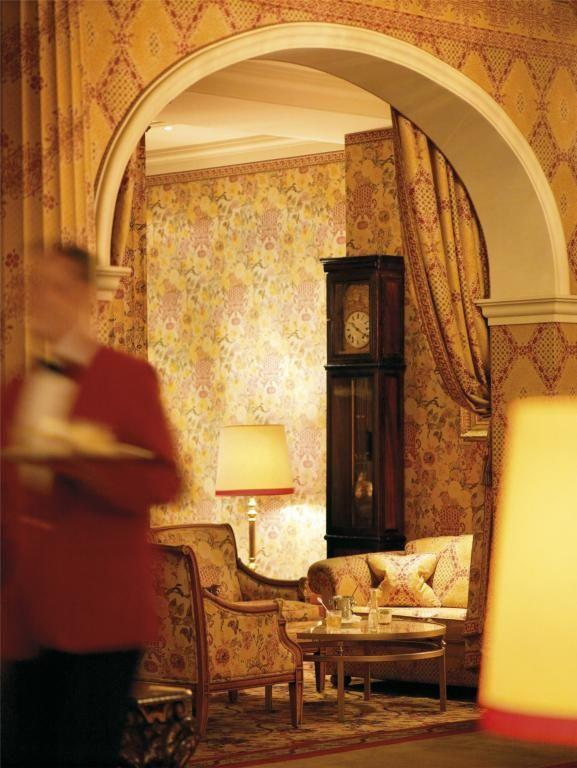 renzo mongiardino design/images | Das Kulm Hotel in St. Moritz | Architektur und Wohnen
