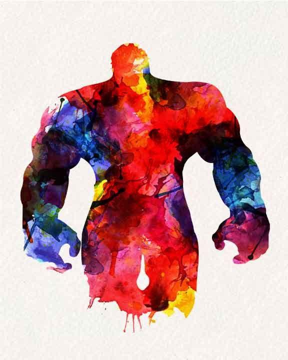 Avengers Watercolor: 25+ Beste Ideeën Over Disney Schurken Op Pinterest