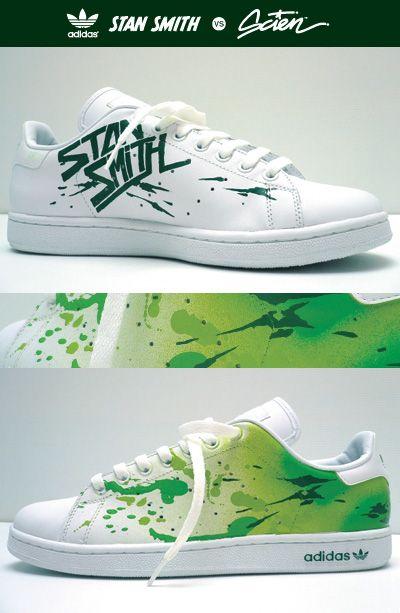 Stan Smith VS Scien #custom (never released) #StanSmith