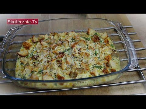 Zapiekanka z kaszy jaglanej z kurczakiem i warzywami :: Skutecznie.Tv [HD]