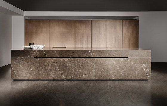 Bespoke | Kitchen systems | Limestone | eggersmann. Check it out on Architonic