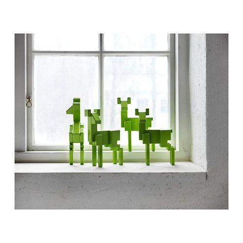 SAMSPELT Dekoration IKEA Dekorationen SAMSPELT är ett färg- och formstarkt blickfång som ger karaktär åt rummet.