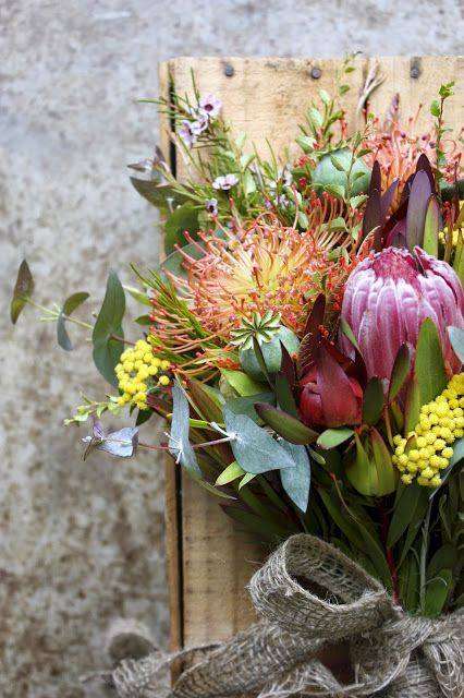 This January It Was My Pleasure To Create Some Flowers For A Simple Backyard Wedding In Hobart