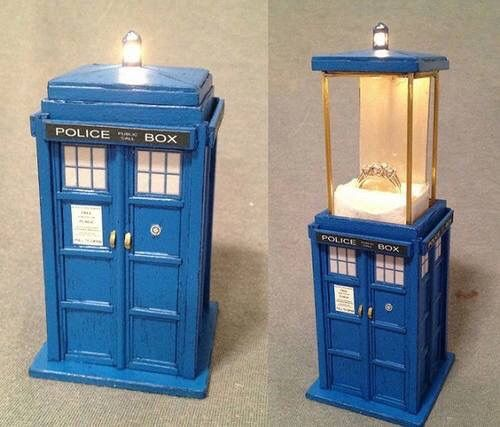 doctor who, ring, and tardis image