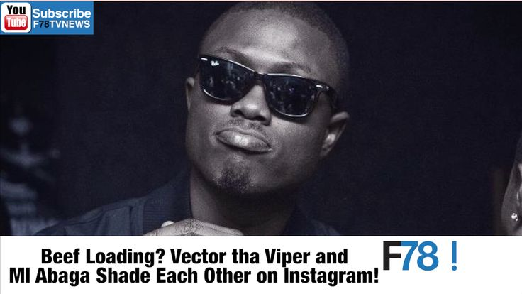 Vector Calls Out MI Abaga, Twitter Goes After AKA, Stormzy & More