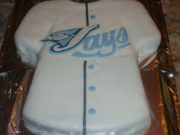 cake I'm making for a stag and doe!