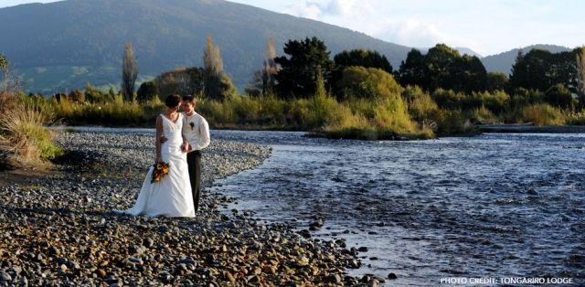 Weddings Romance Great Lake Taupo New Zealand