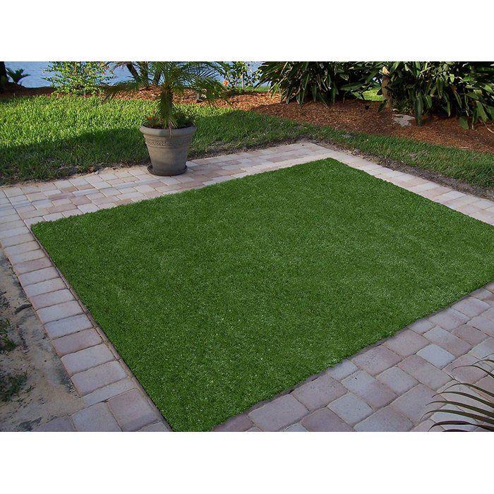Garden Grass Green Turf Luxury Garden Backyard Artificial Turf