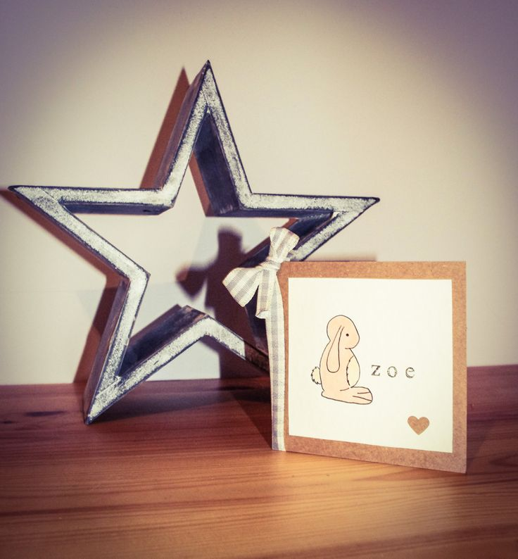 Personalised and homemade with love from our Lovely Little Lucy range...it's all about those lovely little touches x