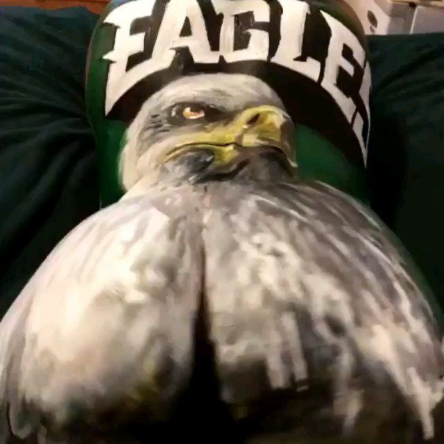 How To Drop Down And Get Your Eagle On