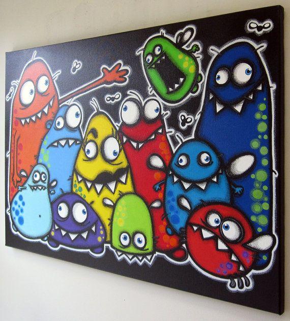 Les 25 meilleures id es de la cat gorie d cor de mur de for Art plastique peinture