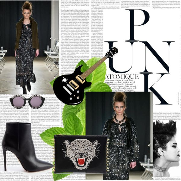 """Punk it!"" by adrianoianu on Polyvore"