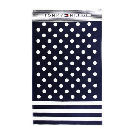 Tommy Hilfiger Amber Cotton Towel - Official Tommy Hilfiger® Store!