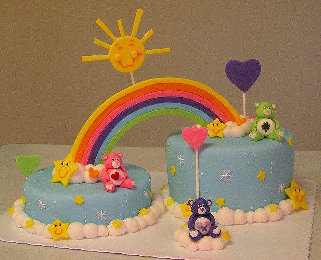 care bear cake | care bear cake | Flickr - Photo Sharing!