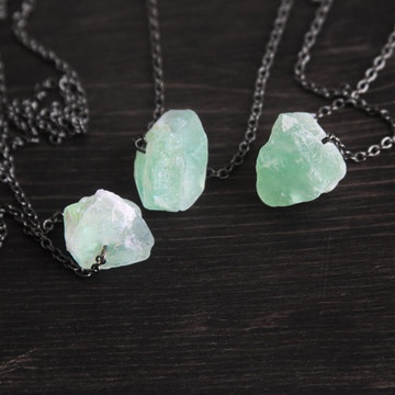 : Citrine Necklaces, Rocks Necklaces, Statement Necklaces, Bridesmaid Jewelry, Rocks To Jewelry, Sea Glass, Diamonds Necklaces, Rough Crystals Necklaces, Urban Aviary