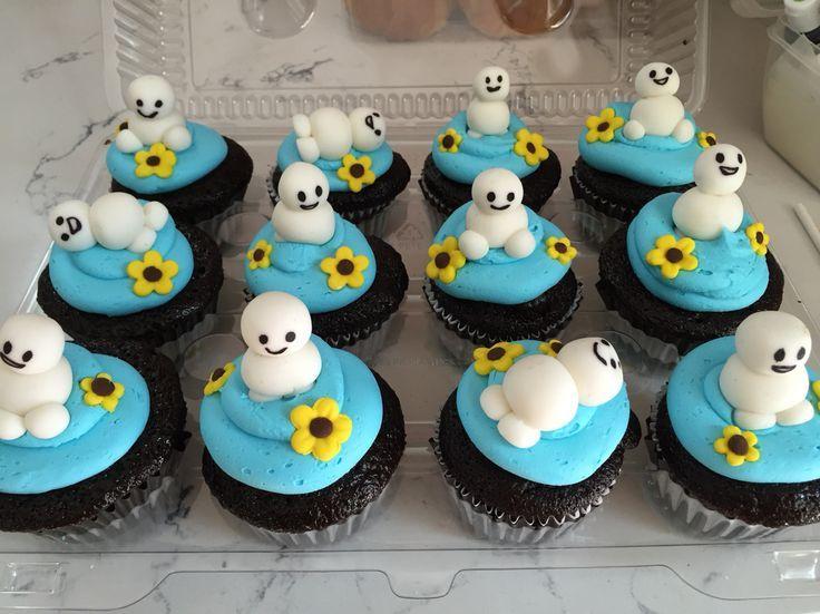 frozen fever cupcakes - Google Search
