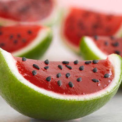 Petite Watermelon Shots