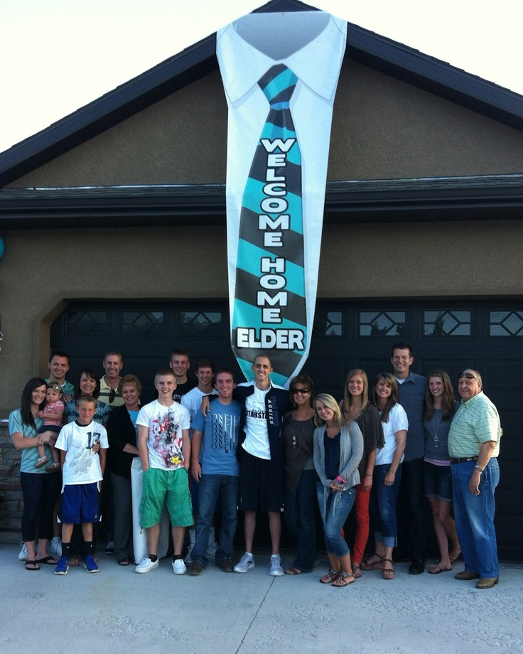 179 best missionary ideas images on pinterest box celebrations thats the coolest welcome home signs ive ever seen love jackson dommer lloyd get ready for those brothers of yours to come back negle Gallery