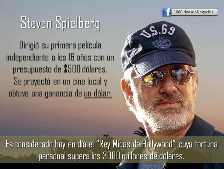 Resultado de imagen de Frases de Spielberg