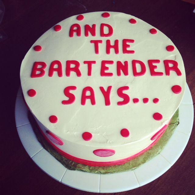ComedySportz cake pt.2  #SweetSweetJules