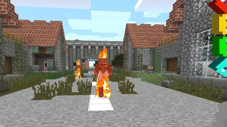 🔹 ЗОМБИ Апокалипсис #4 в майнкрафт Zombie Apocalypse Minecraft
