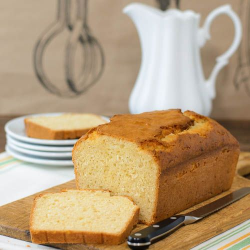 Lemongrass Coconut Quick Bread for #SundaySupper #GGHoliday2013