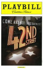 42nd Street 2016 Broadway in Chicago