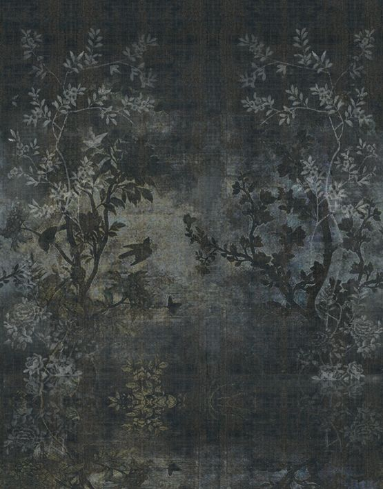Wall & Decò - Contemporary wallpaper 2015 Midsummer Night