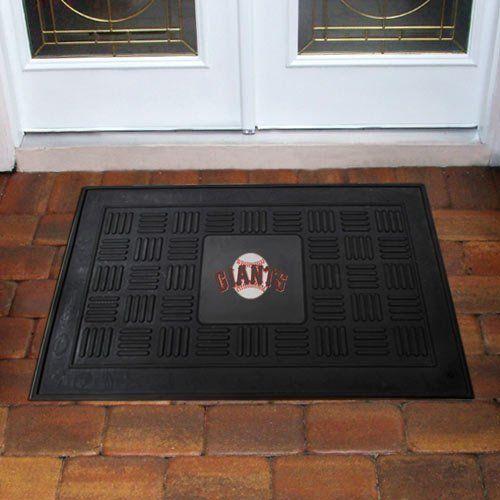 San Francisco Giants Heavy Duty Vinyl Doormat by Fanmats. $29.95. 19 x30. & 79 best Garden - Doormats images on Pinterest | Door rugs Doormats ...