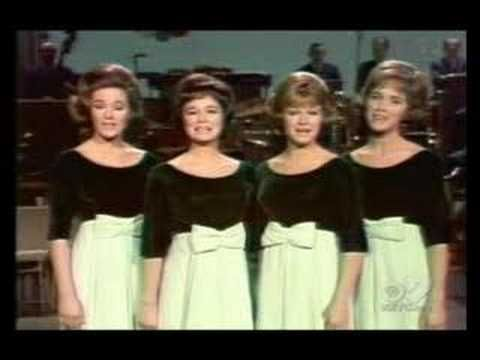 How we loved to see them sing on the Lawrence Welk show!