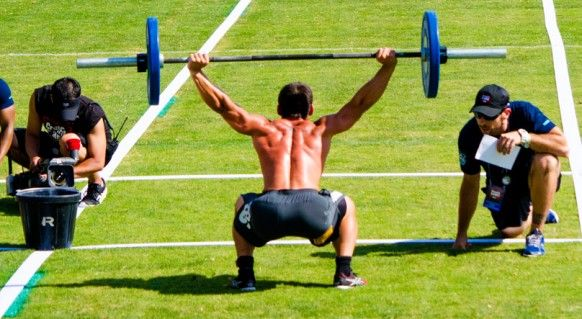 6 TIPS TO DEVELOP THE OVERHEAD SQUAT