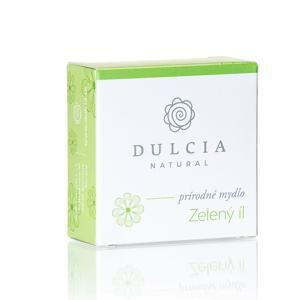 Přírodní mýdlo - zelený jíl Dulcia natural