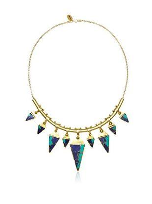 60% OFF Karen London Desert Moon Lapis Necklace